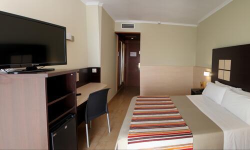 Foto de una habitación de Hotel Florida Park