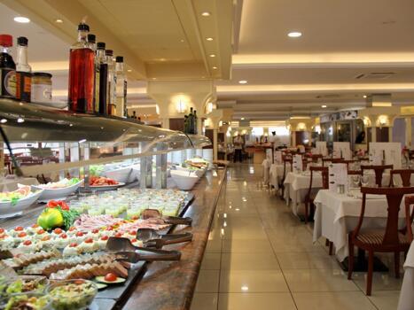 Foto area ristorante Hotel Florida Park