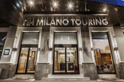 Foto del exterior de Hotel NH Milano Touring