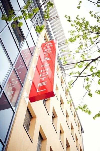 Foto del exterior de Best Western Plus Amedia Wien