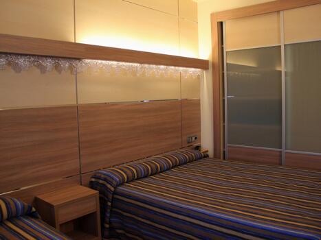 Foto de una habitación de Hotel Alhambra