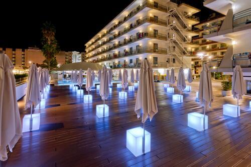 Ausstattung - Hotel Alhambra