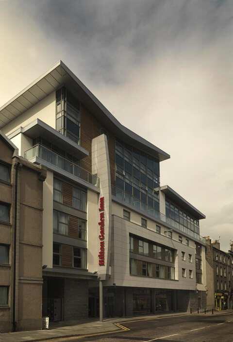 Exterior U2013 Hilton Garden Inn Aberdeen City Centre