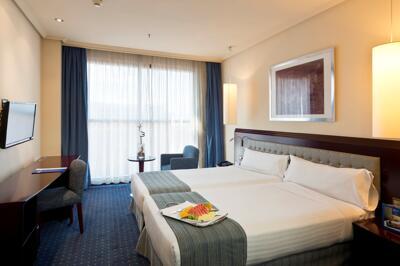 Foto de una habitación de Hotel Vía Castellana