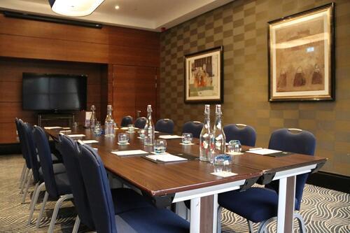 Foto de los servicios de DoubleTree By Hilton Hotel London Victoria