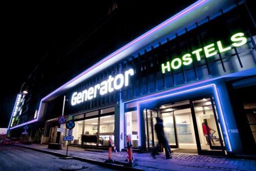 Foto degli esterni Generator Copenhagen