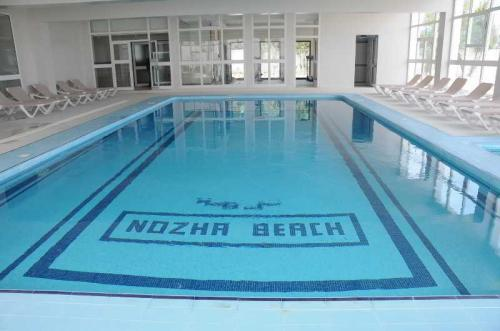 Serviços - Vincci Nozha Beach