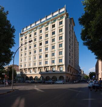 Exterior – Hotel Catalunya