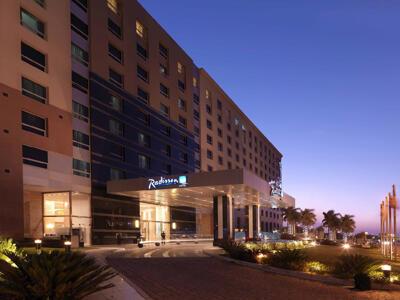 Foto do exterior - Radisson Blu Hotel, Cairo Heliopolis