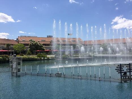Foto del exterior de Parquesur