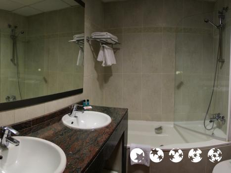 Salle de bains - Hotel Cibeles Playa