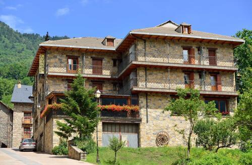 Foto del exterior de Hotel Mediodia