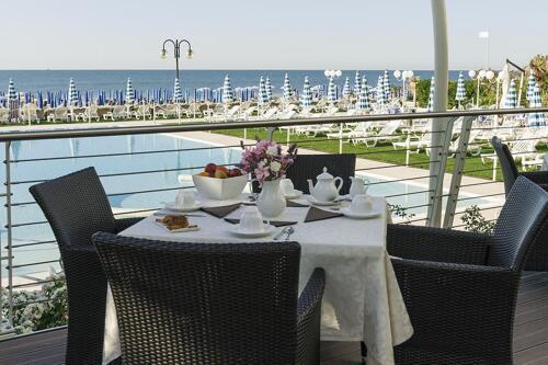 Foto area ristorante Hotel Le Soleil