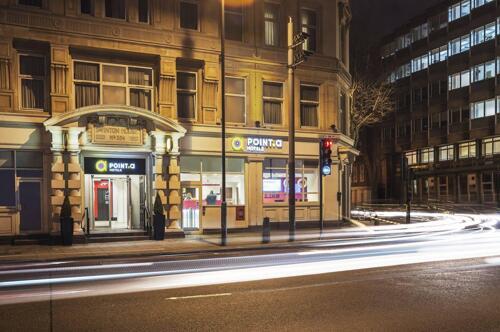 Foto del exterior de Point A Hotel London Kings Cross – St Pancras