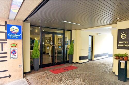 Exterior – Comfort Hotel Europa Genova City Centre