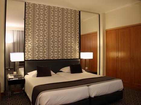 Foto de una habitación de Hotel Mundial