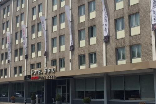 Außenansicht - Hotel Apogia Sirio Mestre