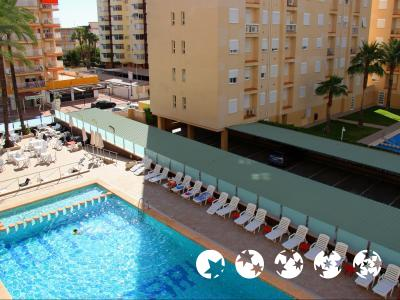 Foto de los servicios de Hotel Safari