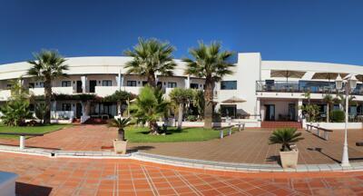 Foto del exterior de Parador de Mojácar