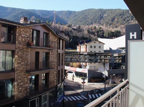 Foto del exterior de Hotel Del Pui