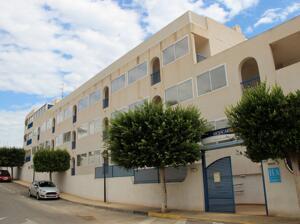 "Foto del exterior de ""Aparthotel Mojacar Beach"""
