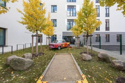 Foto del exterior de Select Hotel Berlin The Wall
