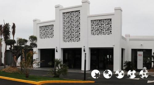 Foto do exterior - Hotel Riu Chiclana