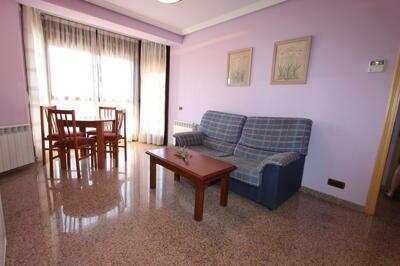 Foto de una habitación de Apartamentos Cruce de L'Aínsa