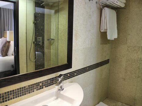 Foto del baño de Hotel Mirador de Chamartin
