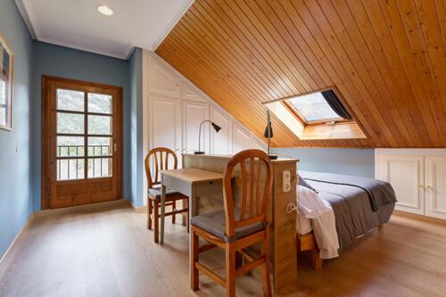 Foto de una habitación de Hotel de Montaña Uson