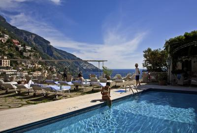 Foto del exterior de Hotel Poseidon