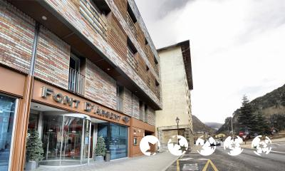 Foto do exterior - Hotel Font D'Argent Canillo