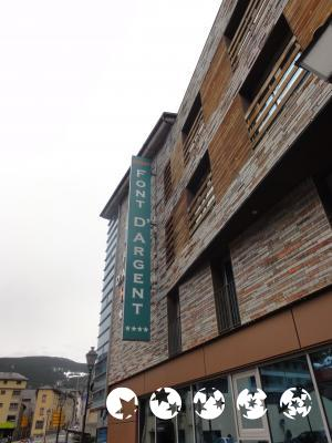 """Foto del exterior de """"Hotel Font D'Argent Canillo"""""""