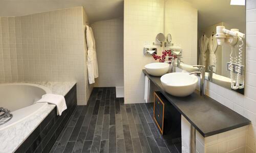 Foto del bagno Hotel Font D'Argent Canillo