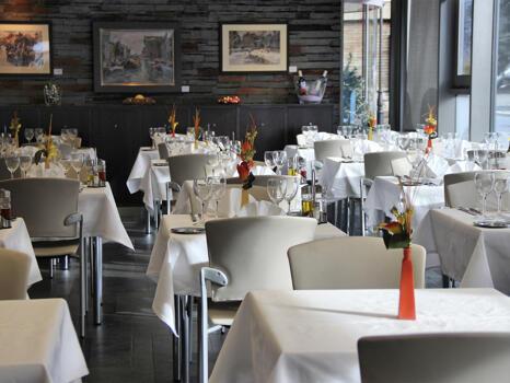 Foto area ristorante Hotel Font D'Argent Canillo