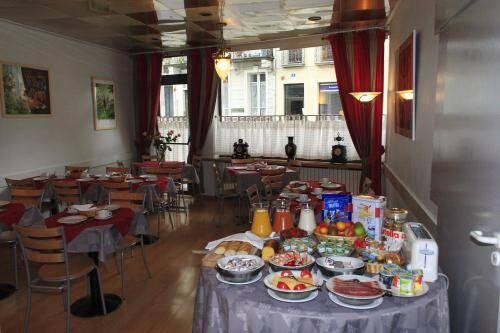 Restaurant - Hôtel Panoramic