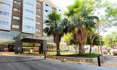 Foto del exterior de Hotel Elba Almeria