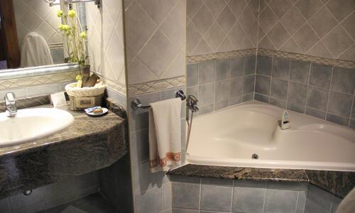 Salle de bains - Hotel Ciria