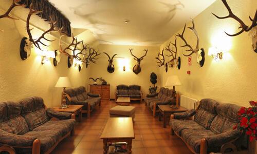 Foto de las zonas nobles de Hotel Ciria