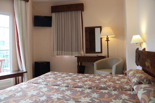 Foto de una habitación de Hotel Lima