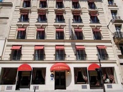 Foto del exterior de Best Western Premier Ducs de Bourgogne
