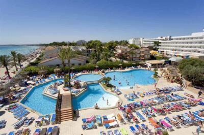 Foto degli esterni Hotel Condesa de la Bahía