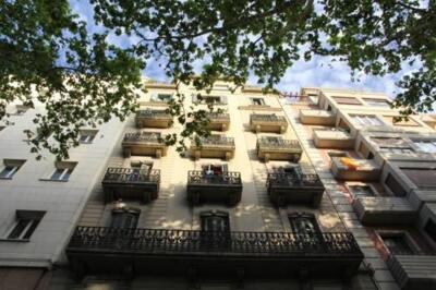 Foto del exterior de Berni's House Barcelona