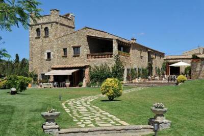 Foto del exterior de Mas Falet 1682