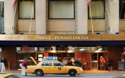Foto do exterior - Hotel Pennsylvania