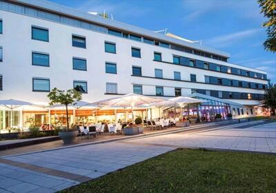 Foto degli esterni Hotel Park Consul Esslingen