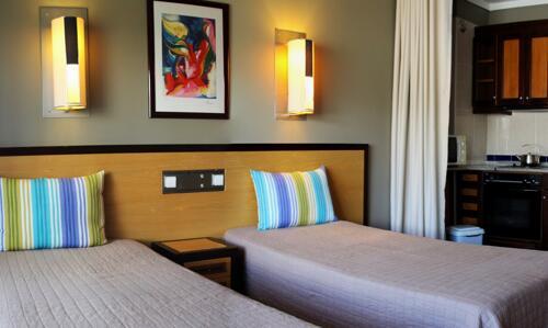 Zimmer - Aparthotel Paraiso de Albufeira