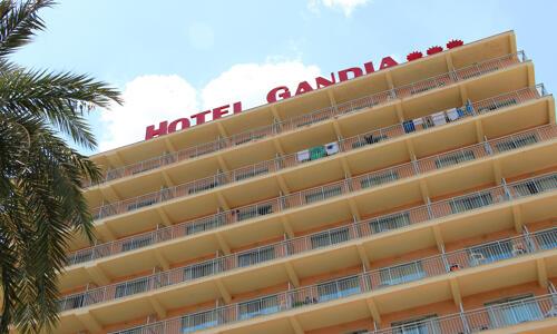 Foto del exterior de Gandia Playa