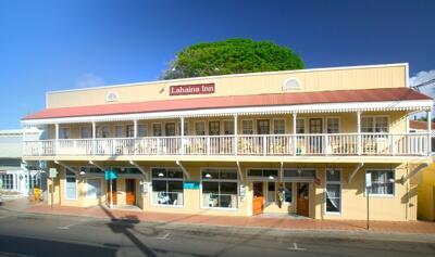 Außenansicht - Lahaina Inn