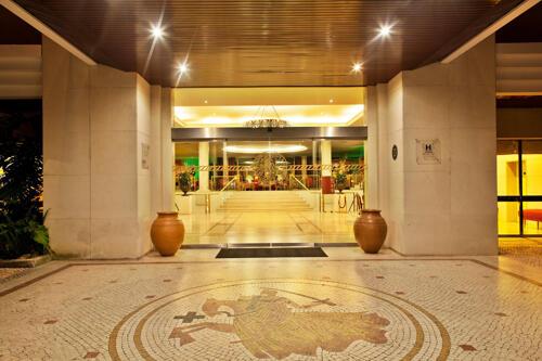 Foto do exterior - Hotel Dos Templarios